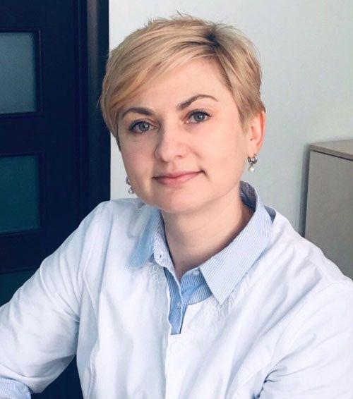 Людмила Коноваленко