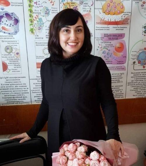 Ольга Бондарчук