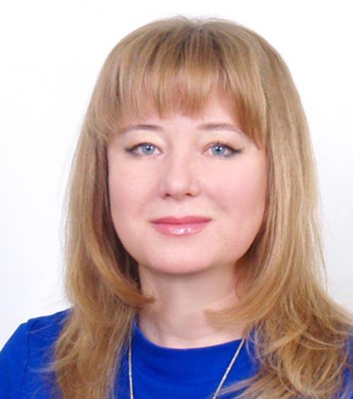 Вікторія Савоськина