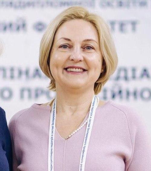 Олена Шарикадзе